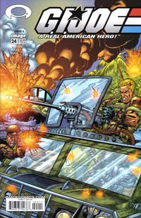 Cover Thumbnail for G.I. Joe (Image, 2001 series) #24 [Cover A]
