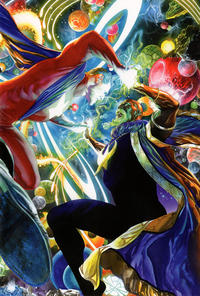 Cover Thumbnail for Astro City (DC, 2011 series) #8 - Shining Stars
