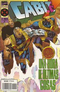 Cover Thumbnail for Cable (Planeta DeAgostini, 1994 series) #21