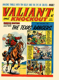 Cover Thumbnail for Valiant and Knockout (IPC, 1963 series) #18 January 1964