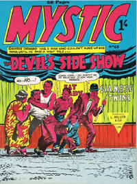 Cover Thumbnail for Mystic (L. Miller & Son, 1960 series) #63