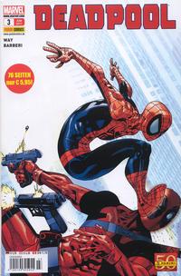 Cover Thumbnail for Deadpool (Panini Deutschland, 2011 series) #3