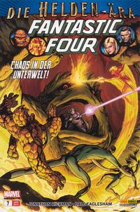 Cover Thumbnail for Fantastic Four (Panini Deutschland, 2009 series) #7