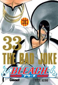 Cover Thumbnail for Bleach (Ediciones Glénat, 2007 series) #33