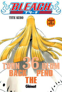 Cover Thumbnail for Bleach (Ediciones Glénat, 2007 series) #36