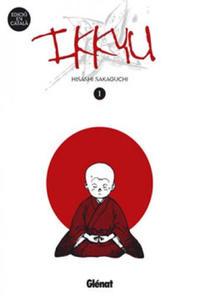 Cover Thumbnail for Ikkyu (Ediciones Glénat, 2006 series) #1