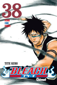 Cover Thumbnail for Bleach (Ediciones Glénat, 2006 series) #38