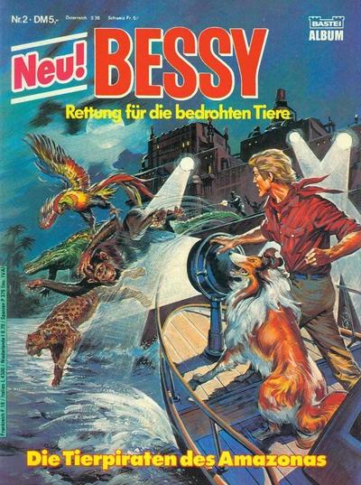 Cover for Bessy (Bastei Verlag, 1986 series) #2
