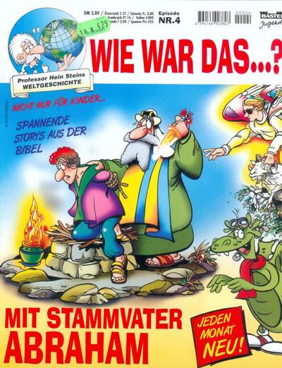 Cover for Wie war das...? (Bastei Verlag, 1990 series) #4