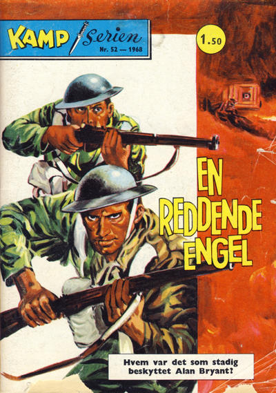 Cover for Kamp-serien (Serieforlaget / Se-Bladene / Stabenfeldt, 1964 series) #52/1968