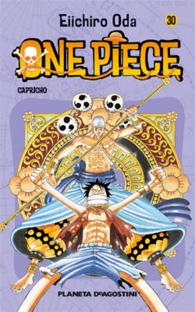 Cover for One Piece (Planeta DeAgostini, 2003 series) #30