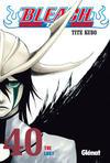 Cover for Bleach (Ediciones Glénat, 2006 series) #40