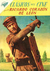 Cover for Clásicos del Cine (Editorial Novaro, 1956 series) #11