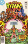 Cover Thumbnail for The New Teen Titans (1980 series) #30 [Newsstand]