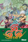 Cover for 666  Satan (Ediciones Glénat, 2009 series) #7