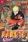 Cover for Naruto (Ediciones Glénat, 2002 series) #35