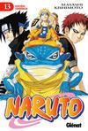 Cover for Naruto (Ediciones Glénat, 2002 series) #13