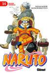 Cover for Naruto (Ediciones Glénat, 2002 series) #14