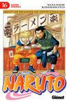 Cover for Naruto (Ediciones Glénat, 2002 series) #16