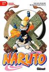 Cover for Naruto (Ediciones Glénat, 2002 series) #17