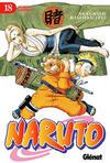 Cover for Naruto (Ediciones Glénat, 2002 series) #18