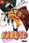 Cover for Naruto (Ediciones Glénat, 2002 series) #20