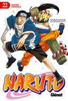 Cover for Naruto (Ediciones Glénat, 2002 series) #22