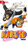 Cover for Naruto (Ediciones Glénat, 2002 series) #23