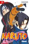 Cover for Naruto (Ediciones Glénat, 2002 series) #25