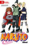 Cover for Naruto (Ediciones Glénat, 2002 series) #32