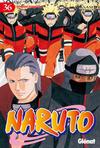 Cover for Naruto (Ediciones Glénat, 2002 series) #36