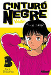 Cover for Cinturó Negre (Ediciones Glénat, 2009 series) #3