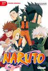 Cover for Naruto (Ediciones Glénat, 2002 series) #37