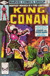 Cover for King Conan (Marvel, 1980 series) #4 [Direct Edition]