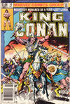 Cover for King Conan (Marvel, 1980 series) #16 [Newsstand Edition]