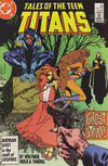 Cover for Tales of the Teen Titans (DC, 1984 series) #71 [Direct]