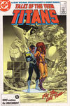 Cover for Tales of the Teen Titans (DC, 1984 series) #73 [Direct]