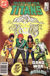 Cover Thumbnail for Tales of the Teen Titans (1984 series) #75 [Newsstand]