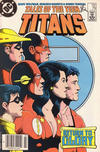 Cover Thumbnail for Tales of the Teen Titans (1984 series) #79 [Newsstand]
