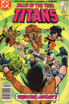 Cover Thumbnail for Tales of the Teen Titans (1984 series) #86 [Newsstand]