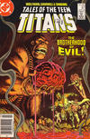 Cover Thumbnail for Tales of the Teen Titans (1984 series) #87 [Newsstand]