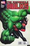 Cover for Incredible Hulks (Marvel, 2010 series) #629