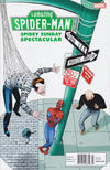 Cover Thumbnail for Spidey Sunday Spectacular! (2011 series) #1 [Newsstand]
