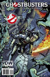 Cover for Ghostbusters: Displaced Aggression (IDW, 2009 series) #2 [Cover B]