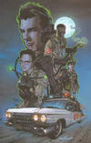 Cover for Ghostbusters: Displaced Aggression (IDW, 2009 series) #4 [Cover RI]