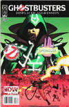 Cover for Ghostbusters: Displaced Aggression (IDW, 2009 series) #3 [Cover A]