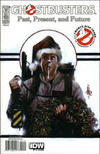 Cover Thumbnail for Ghostbusters: Past, Present, and Future (2009 series)  [Cover RI]