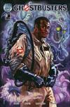 Cover for Ghostbusters: Legion (88MPH Studios, 2004 series) #2 [Winston Zeddmore Cover]