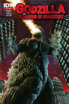 Cover for Godzilla: Kingdom of Monsters (IDW, 2011 series) #1 [Second Printing]