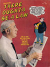 Cover for There Oughta Be a Law (Belmont Books, 1969 series) #1